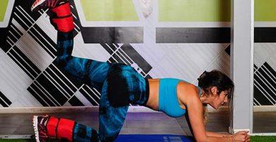 ejercicios para gluteos en el gym