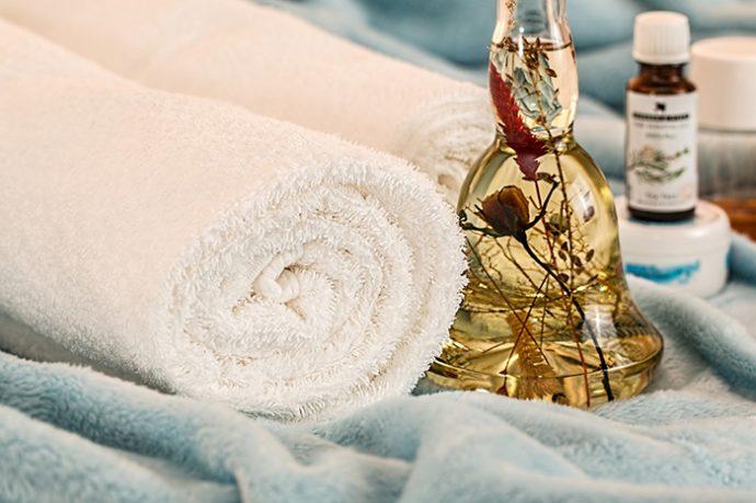 prepara tu aceite casero para masajes