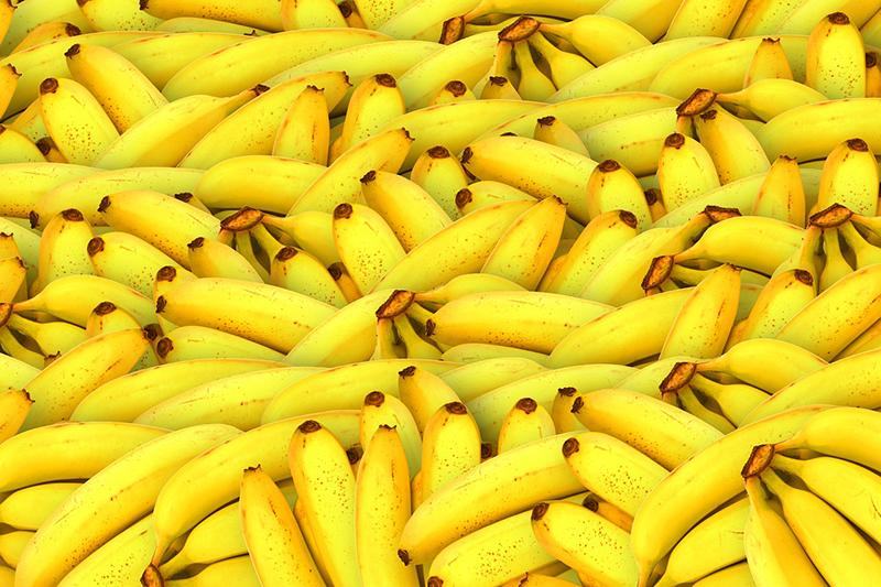 bananos para adelgazar