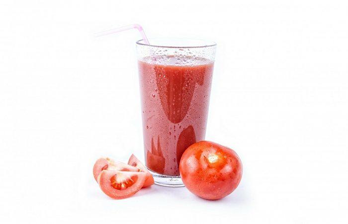 batido de tomate para bajar de peso