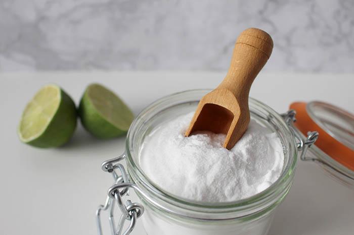 bicarbonato con limon para perder peso