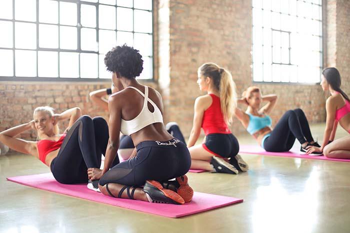 ejercicios para bajar la panza