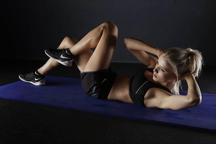 ejercicios para quemar grasa abdominal