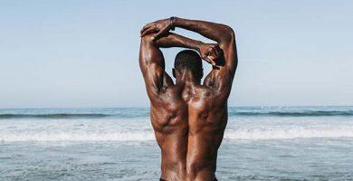 ejercicios para tener una columna sana