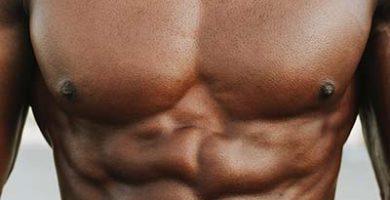 como marcar abdominales oblicuos