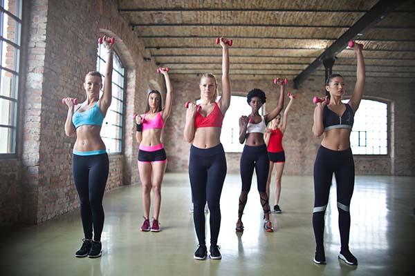 ejercicios para brazos flacidos