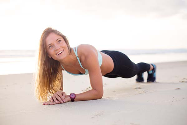 ejercicios para la flacidez de los brazos