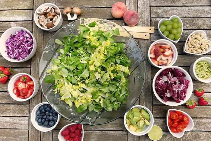 dieta sin harinas