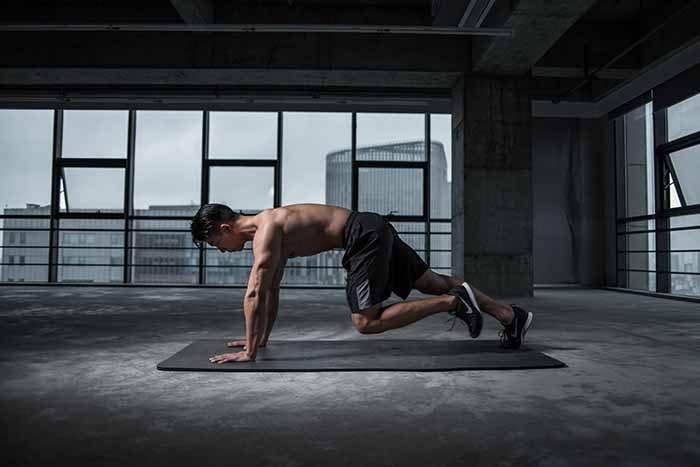 entrenar abdomen