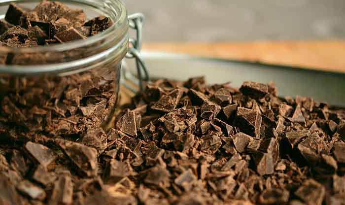 propiedades del chocolate