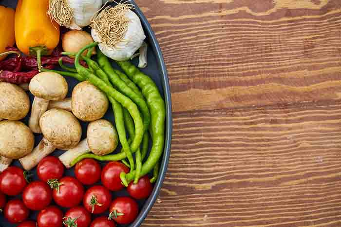 verduras alcalinas