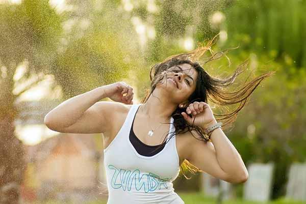 ejercicios para aumentar senos