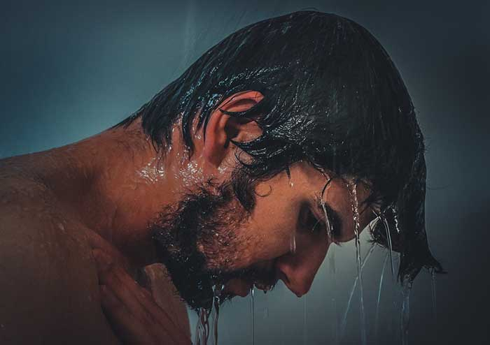 importancia de ducharse a diario