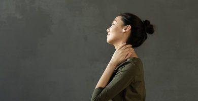 quitar la mucosidad en la garganta